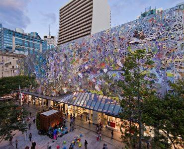 Wintergarden Shopping Centre