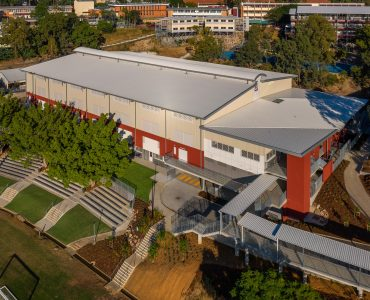 Kelvin Grove State College Multi-Purpose Centre